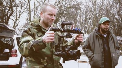 Came-7800 gimbal rental in Denmark