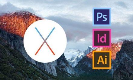 OS X El Capitan and Adobe CS6 – Solution