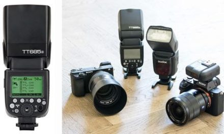 Godox TT685s flash for Sony a7 – review