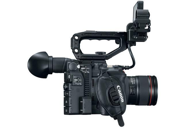 The Canon C200 Cinema with RAW light recording - filmplusgear