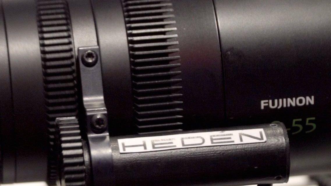 Heden VLC-1 motion control for the Fujinon MK lenses
