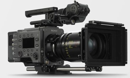 Sony announces New 6K CineAlta VENICE Cinema Camera