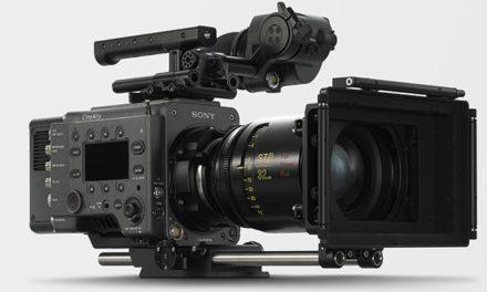 Sony announces New 6K CineAlta VENICE Cinema Camera