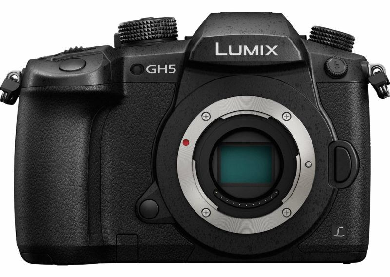 New Panasonic GH5 2.0 software