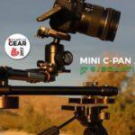 9.Solutions Mini C-Pan arm