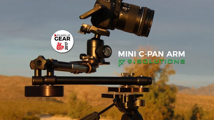 9.Solutions Mini C-Pan arm