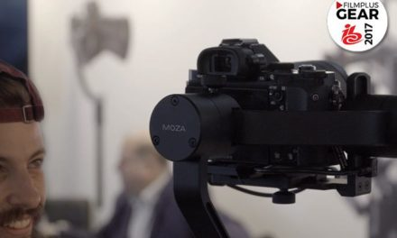 Moza Air & Alex Timelapse – IBC 2017
