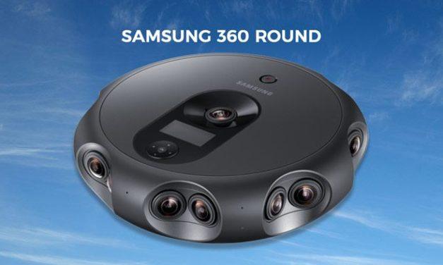Samsung 360 Round 4K 360 camera