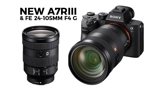 New Sony a7RIII, FE 24-105mm F4 G OSS and 400mm f2.8