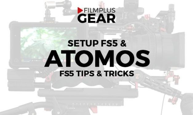 Set your Sony FS5 and Shogun Inferno up for High Frame Rate Recording