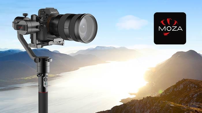 Moza AirCross for Mirrorless Cameras