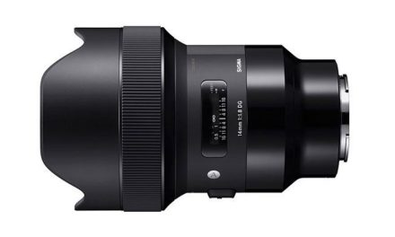 9 New Sigma Art prime lenses for Sony E-mount cameras
