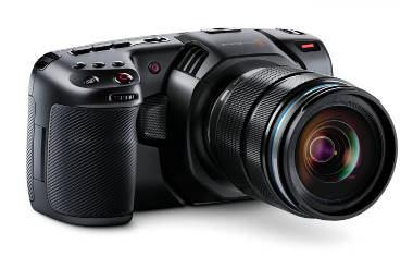 Blackmagic Pocket Cinema Camera 4K announced