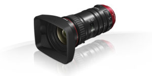 Canon CN-E 18-80mm EF Mount Lens