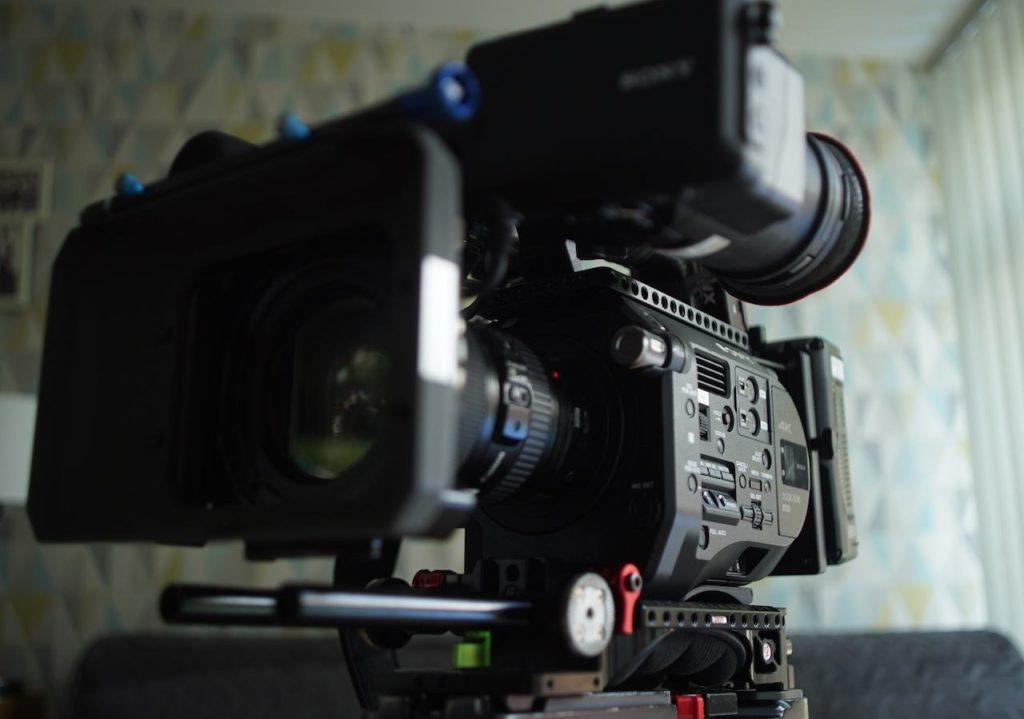Dan Mears' Sony FS7
