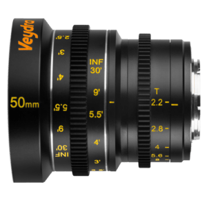 Veydra Mini Primes E-Mount Lenses