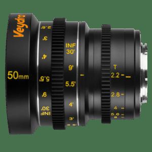Veydra Mini Primes E-Mount Lenses