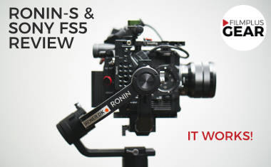 The DJI Ronin-S and Sony FS5 review