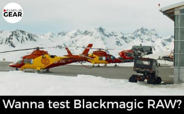 Blackmagic RAW (BRAW) testfiles for download