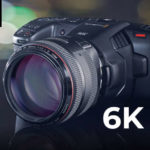 New Blackmagic Pocket Cinema Camera 6K