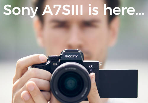 Sony A7SIII is finaly here