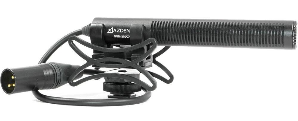 Azden SGM-250CX shotgunmicrophone