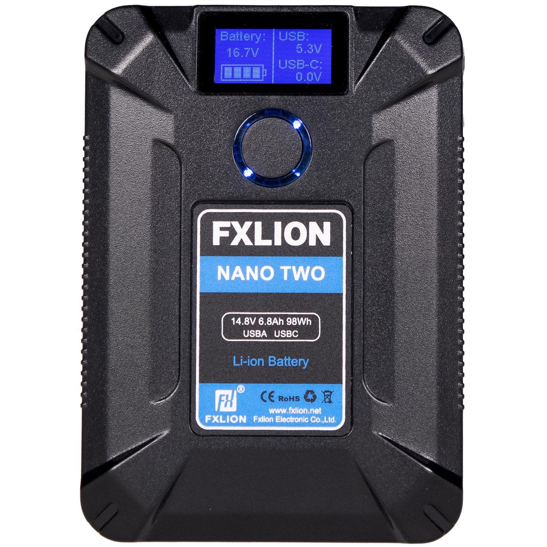 FXlion nano V-lock battery