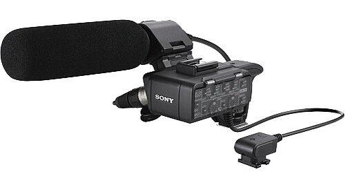 Sony XLR-K1M dual-channel digital XLR audio adapter