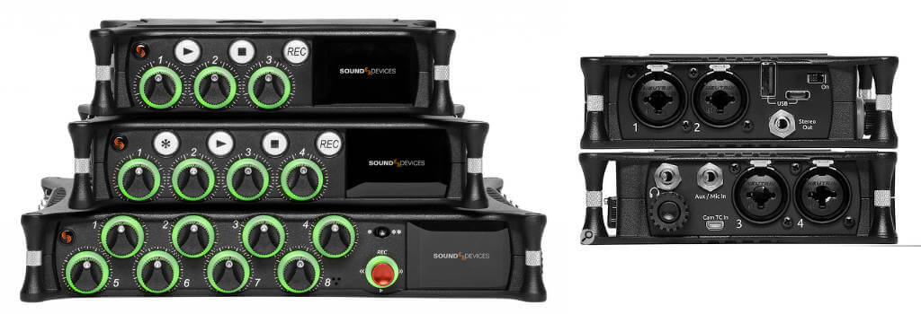 Sound Devices Mixpre II for Sony FX6