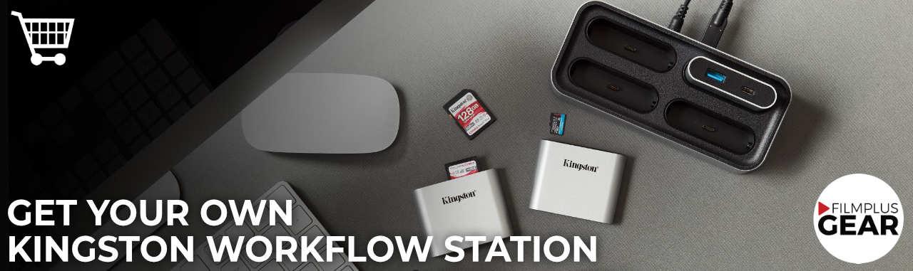 Buy Kingston Workflow Station