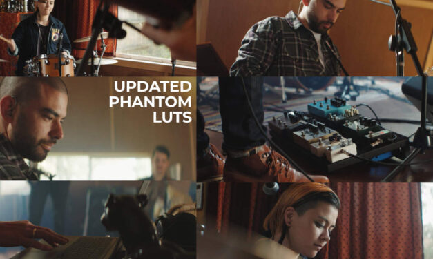 Phantom LUTs for Sony FX6 and A7SIII – updated
